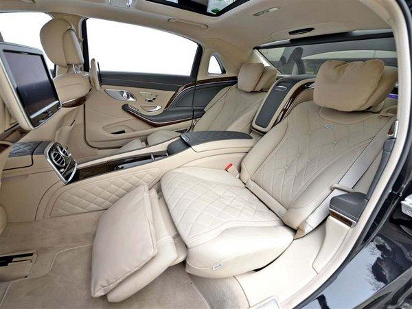 17奔驰迈巴赫S600 风靡全球豪轿挑战极限-图7