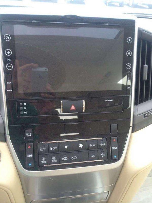丰田酷路泽4000甄选配置17款 V6最低价格-图7