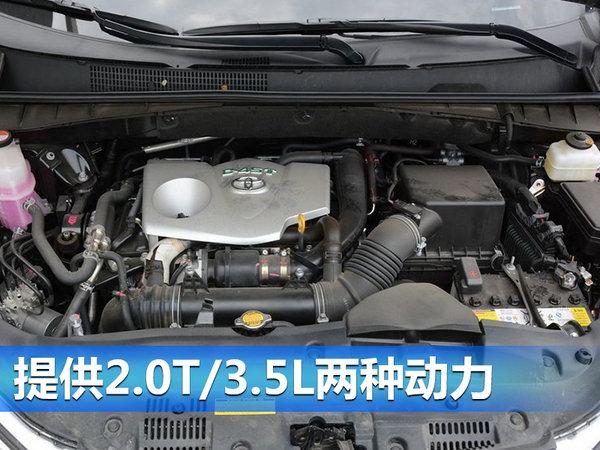 广汽丰田2017款汉兰达上市 涨价3千元-图2