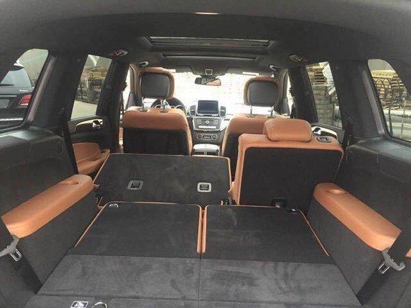 17款奔驰GLS450报价 奔驰450史上最低价-图6