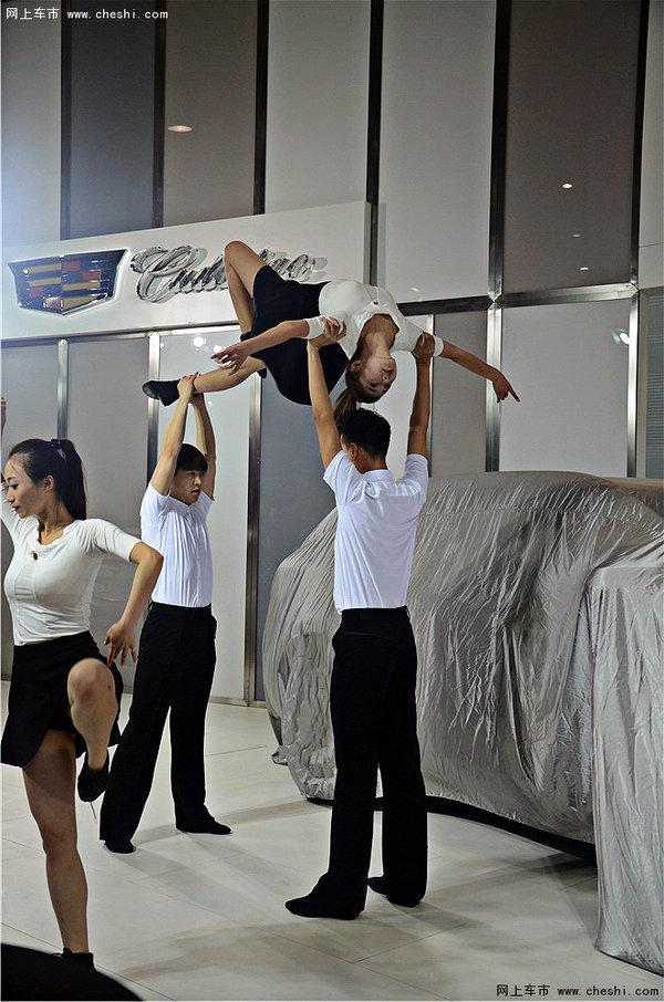 凯迪拉克XT5风范上市售35.99-53.99万元-图10