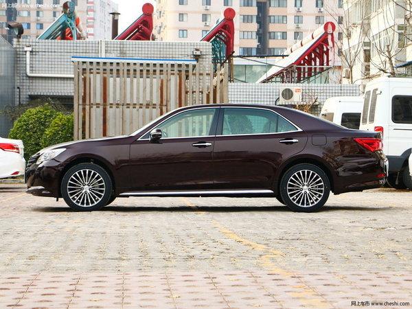 既能装X还很便宜的四款车!斯汀格/皇冠/XEL/XTS-图3