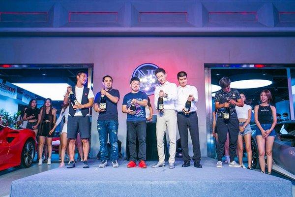 全国最大奔驰AMG俱乐部 TAC两周年聚会-图11