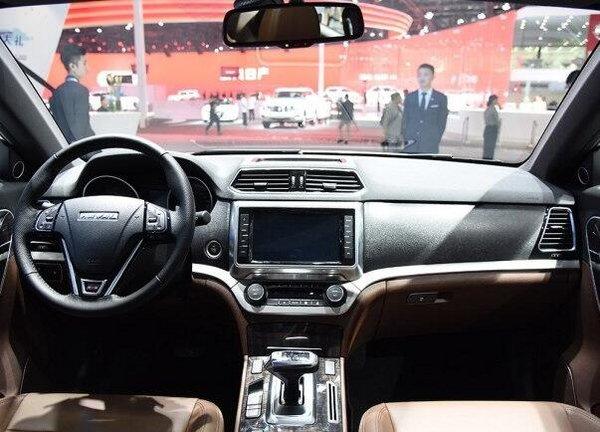售12.58-14.98万 新款哈弗H6 Coupe上市-图4