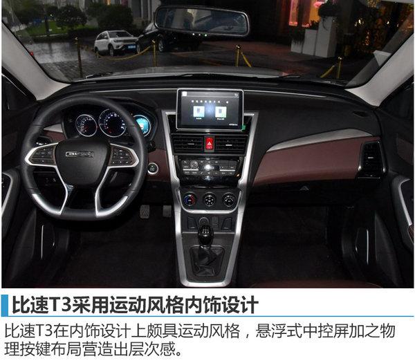 比速M3/T3今日将上市 预售6.19万元起-图1
