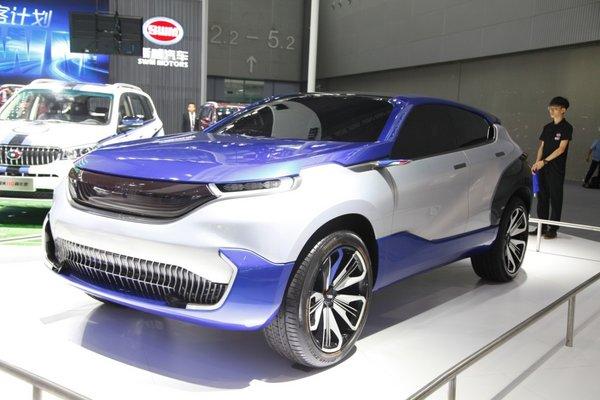 SWM斯威汽车未来发展愿景强势发布 重磅车型集结广州车展-图7