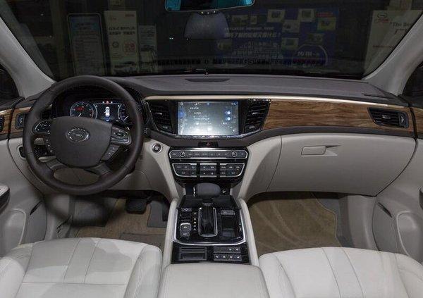 传祺GS8 售价16.38万元起 竞争-图2