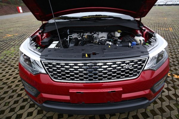 瞄准10万元级SUV市场的长安CX70 T-图2