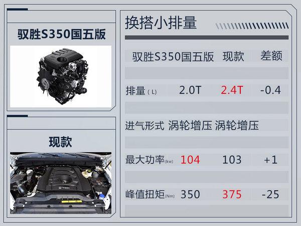 江铃驭胜S350柴油版新SUV 将于9月18日上市-图1