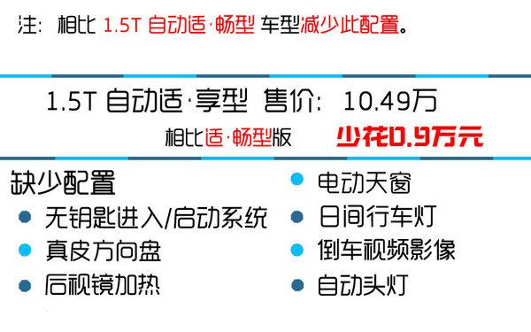 首选1.5T 自动适享型 海马V70购买推荐-图7