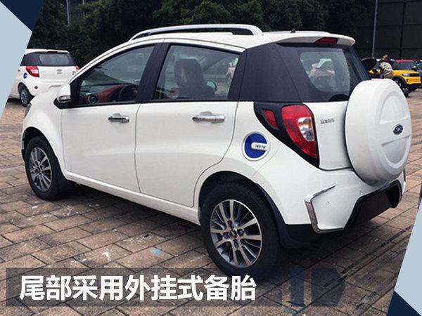 江淮纯电SUV-iEV7E明年上市 售12.15-13.15万-图3
