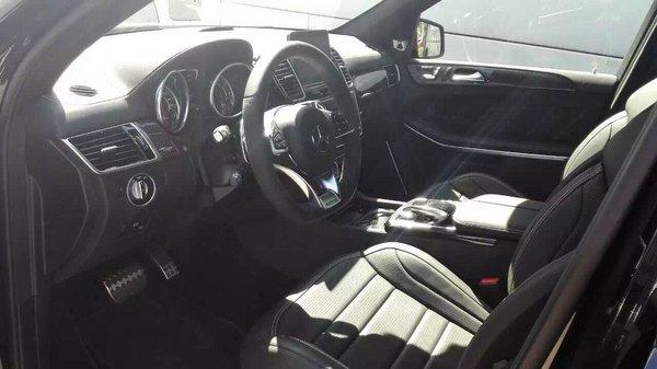 17款奔驰GLS63AMG现车 特降奔驰悠闲驾驭-图7