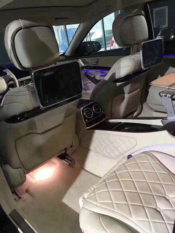 奔驰迈巴赫S600降价 私人头等舱魅力无限-图11