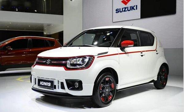 铃木英格尼斯1.2L小型SUV  预售价13.8万-图3