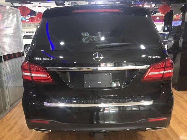奔驰GLS550报价天津现车手续齐全国落户-图5