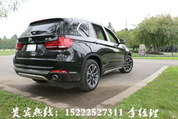 2017款宝马X5墨版现车 72.5万底价新享受-图3