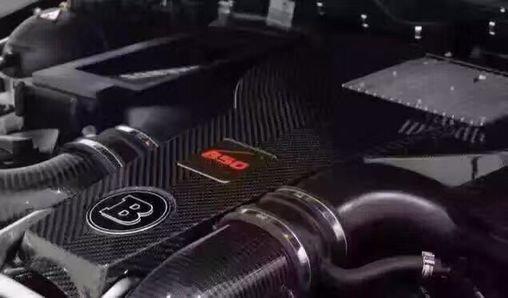 奔驰巴博斯G850接受预定 G级真正顶尖SUV-图7