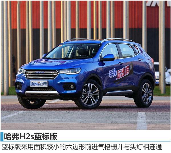 """哈弗""""小H6""""广州车展上市 竞争长安CS35-图2"""