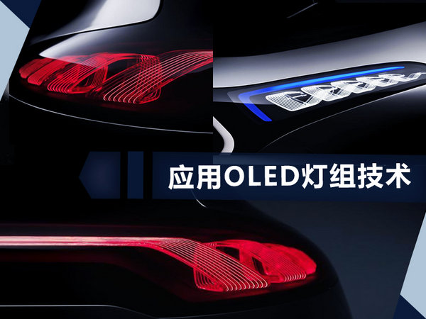 奔驰纯电动概念车首发亮相 预计2020年上市-图4