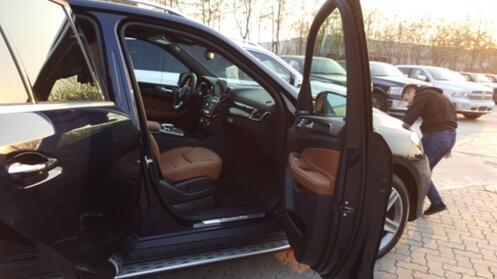 17款奔驰GLE400最新价格 夏日任性降-图7