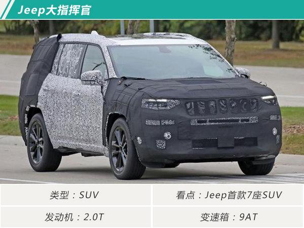 2018年美系鸿运国际将推16款新车 SUV车型超10款-图11
