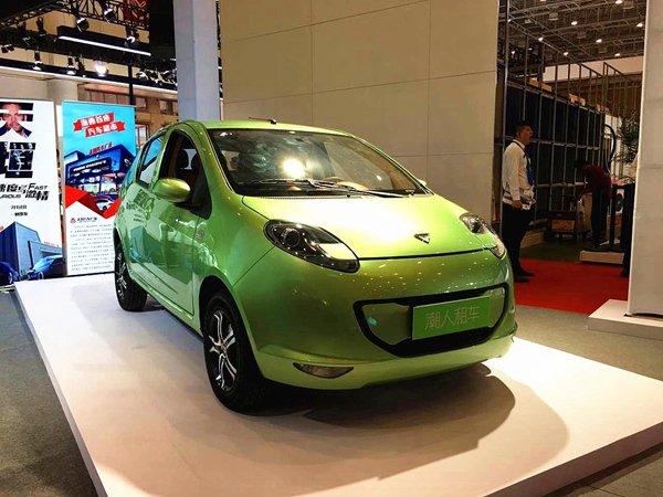 ...新能源汽车首秀2017厦门海西车展图片 66024 600x450