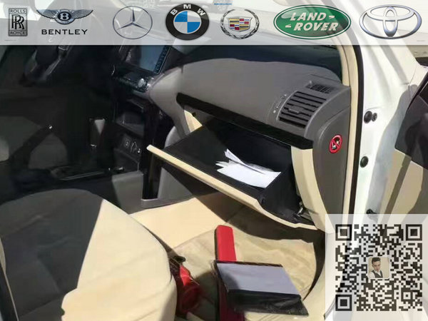 17款丰田霸道4000外挂TXL 越驾王牌50万-图7