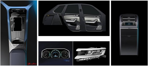 感触非凡看这款自主SUV如何诠释工匠精神-图7