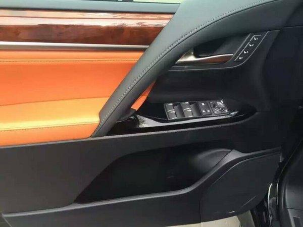 2017款雷克萨斯LX570价格 顶配凌志行情-图9