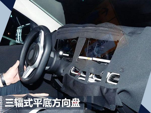 野蛮怪兽入侵 奔驰AMG GLE63路试 明年初亮相-图4