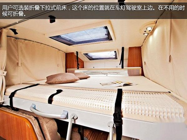 微型房车内部设计图