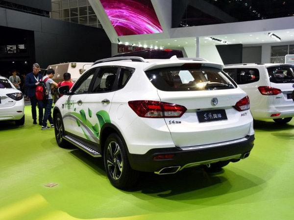 2016北京车展 首发中国SUV/MPV车型汇总-图2