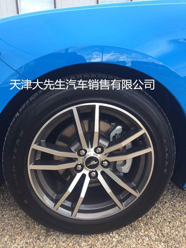 2017款福特野马上市 自动挡标配2.3T价格高清图片