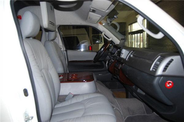16款进口丰田海狮行情 更多座椅更多选择-图5