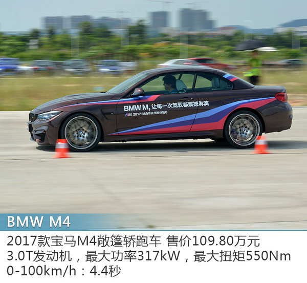 体验高性能极致驾控 BMW M系试驾广州站-图8