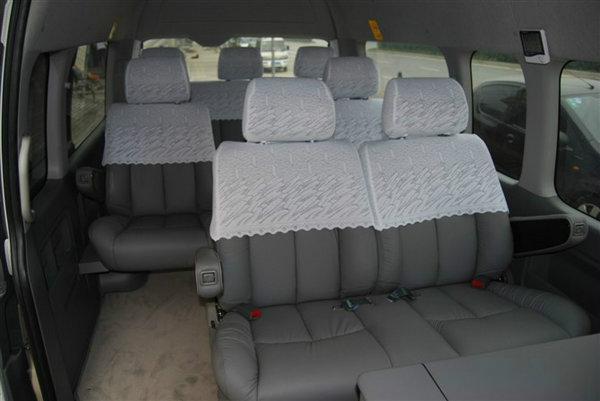 16款进口丰田海狮行情 更多座椅更多选择-图9