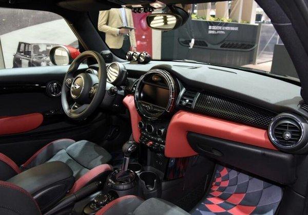 北京车展上市:2016款MINI售18.50万起-图2