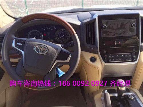丰田兰德酷路泽4000中东版 4.0陆巡价格-图4