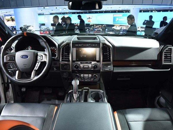 17款福特F150猛禽现车 全国第一批接预定-图4