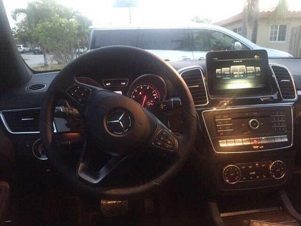 2017款奔驰GLS450 102万奔驰豪惠起步价-图8
