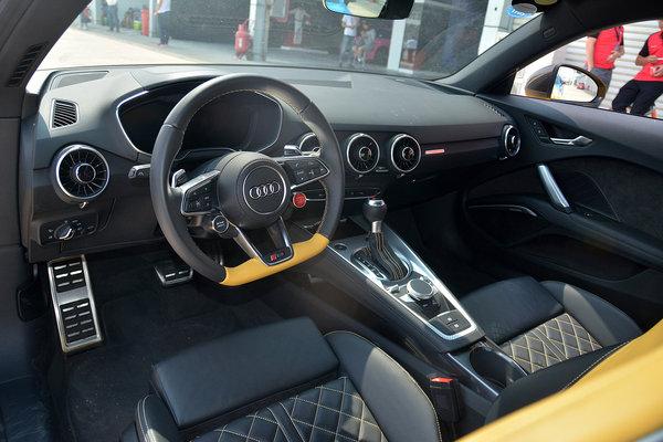 天生热爱速度激情 Audi Sport赛道体验日-图16