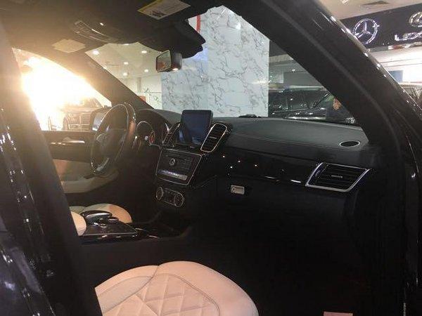2017款奔驰GLS450 原装七座SUV闪闪夺目-图6