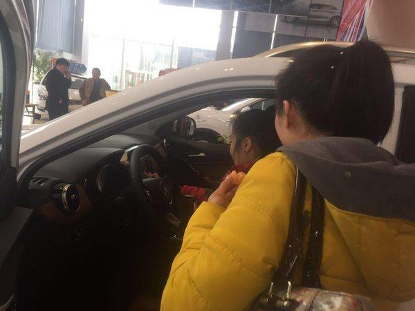高性能SUV  全新MG GS名爵锐腾桂林品鉴-图5