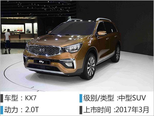 韩系品牌2017年将推出车型汇总 共13款-图13