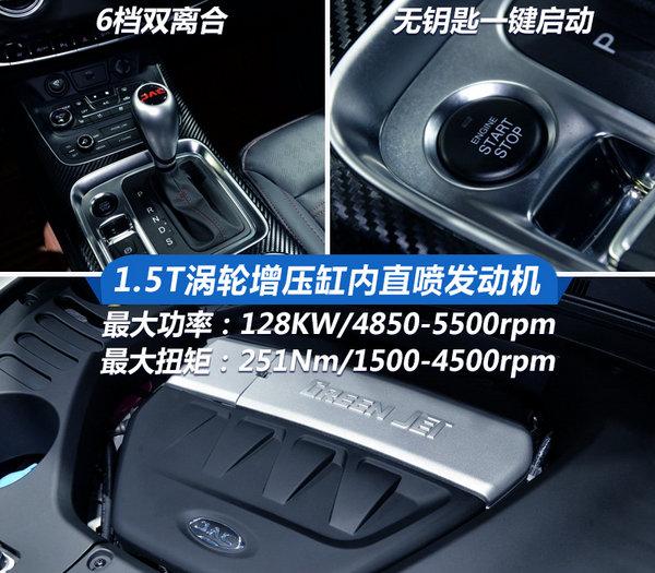 解读升级要素 实拍江淮2018款瑞风S7运动版-图10