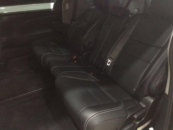 17款丰田塞纳加版真皮座椅 MPV精选逆惠-图8
