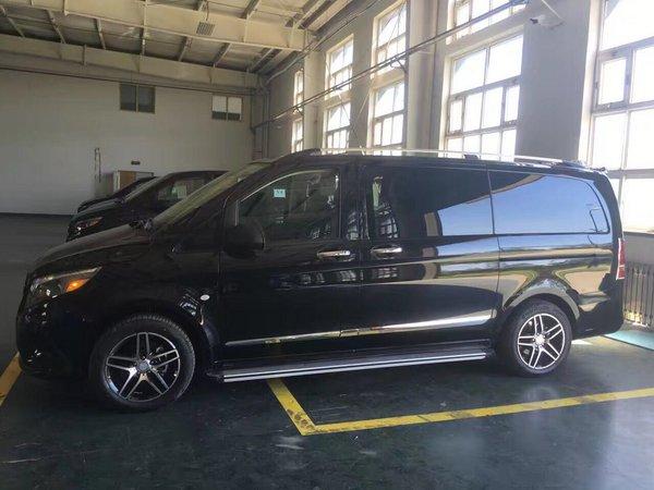 奔驰麦特斯商务首席 2.0T汽油版七座现车-图3
