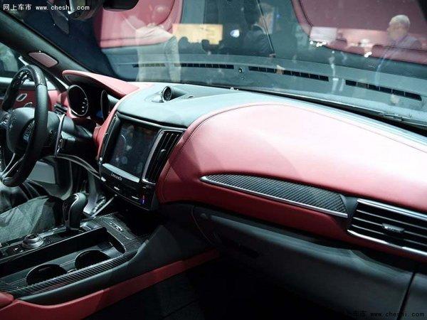 玛莎拉蒂Levante预定  玛莎SUV品质保证-图7