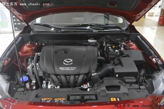 动感马自达CX-3车型国内上市-深圳实拍-图17