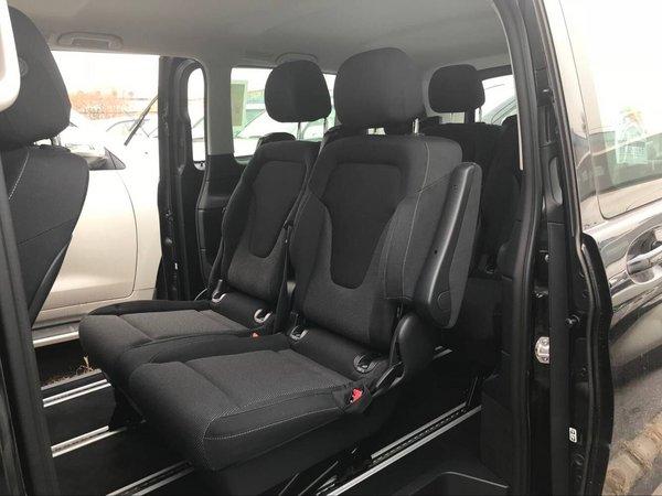 2017款奔驰V250商务车 舒适旅程随时起航-图6
